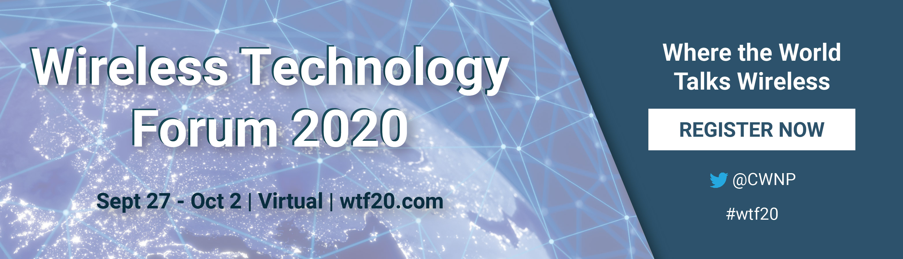 WireLess Technology Forum 2020