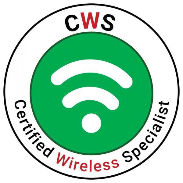 CWS Certified Wireless Specialist