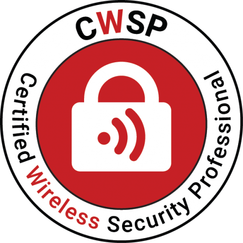CWSP Certified Wireless Security Professional