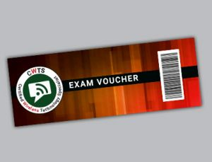 CWTS Exam Voucher PW0-071