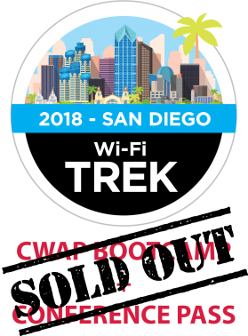 CWAP Bootcamp + Conference Pass