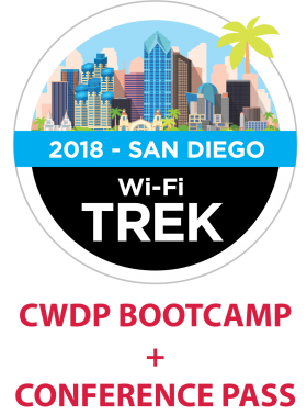 CWDP Bootcamp + Conference Pass