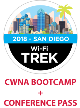 CWNA Bootcamp + Conference Pass