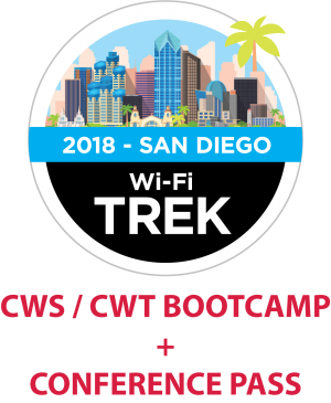 CWS / CWT Bootcamp + Conference Pass