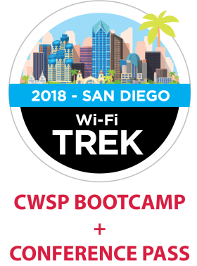 CWSP Bootcamp + Conference Pass