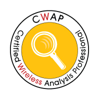 CWAP - Certified Wireless Analysis Professional