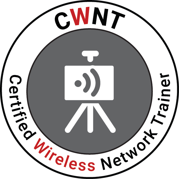 CWNT Certified Wireless Network Instructor