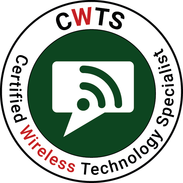 CWTS Certified Wireless Technology Specialist