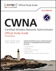 The Sybex Official CWNA PW0-105 Study Guide