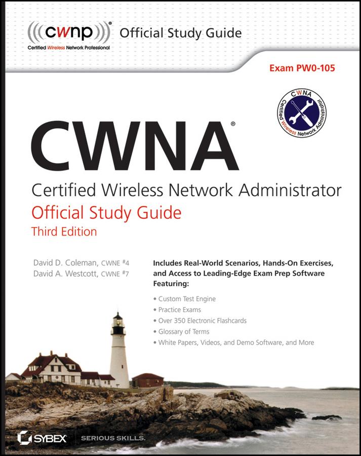 CWNA PW0-105 Study Guide