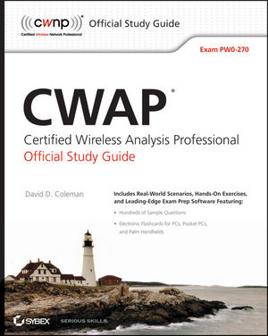 The Sybex Official CWAP PW0-270 Study Guide